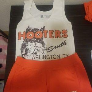 Hooters Original White Uniform